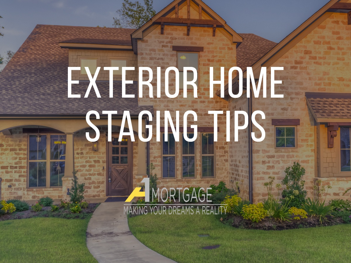 Home Staging Tips from A1 Mortgage Kansas City