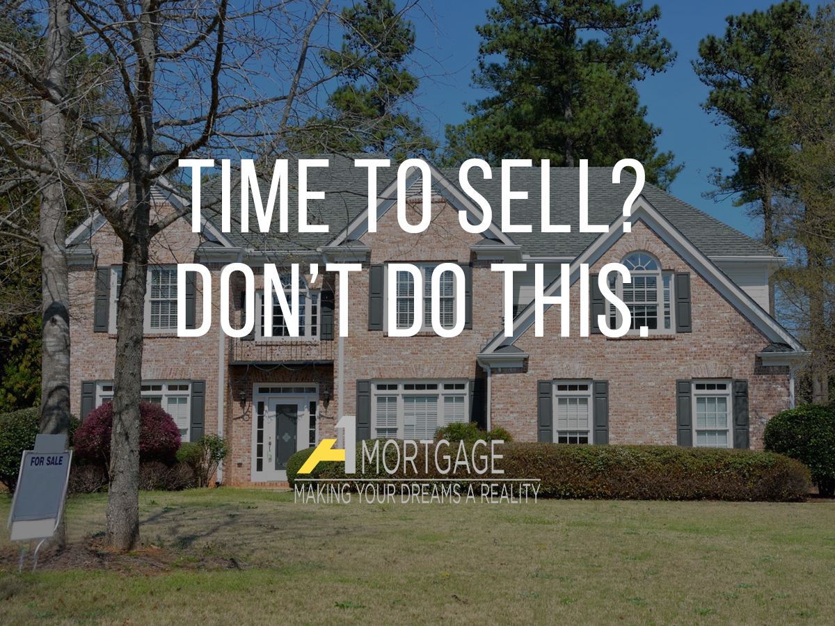 Mistakes to avoid when selling your house | by A1 Mortgageåç