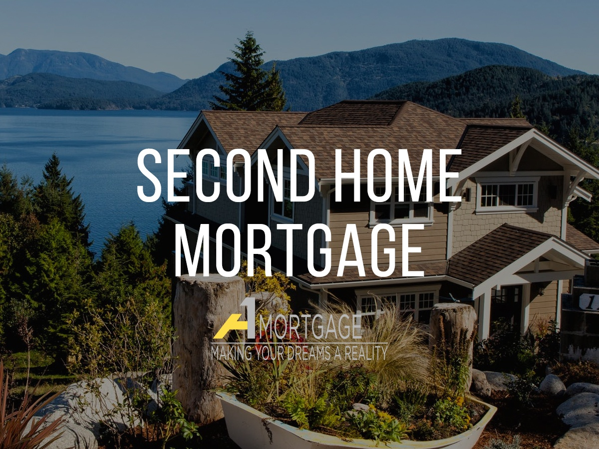 Second Home Mortgage tips by A1 Mortgage Kansas City