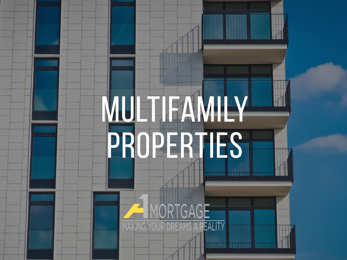 Tips for investing in a multifamily property from A1 Mortgage