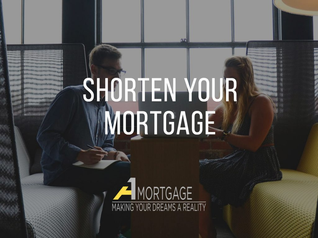 How to shorten your mortgage | Advice from A1 Mortgage