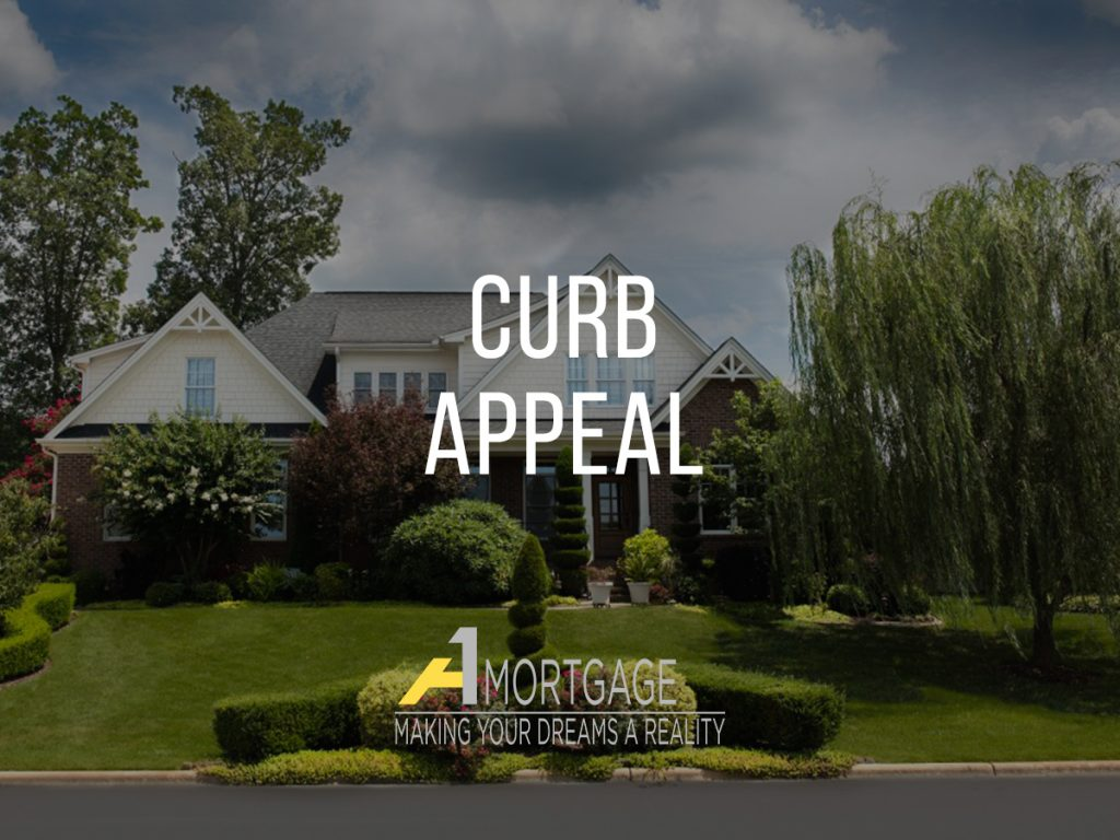Landscaping tips to sell your home- from A1 Mortgage - Kansas City