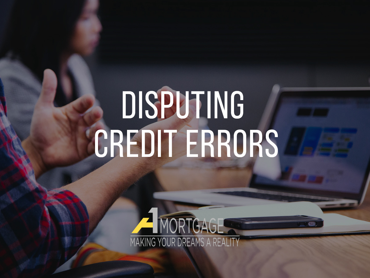How to fix your credit score | Tips from A1 Mortgage
