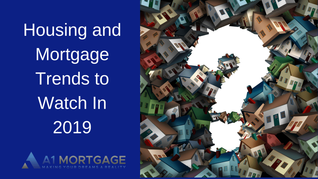 Housing and Mortgage Trends to Watch In 2019