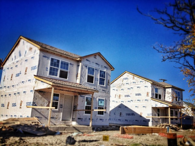 new home building boom
