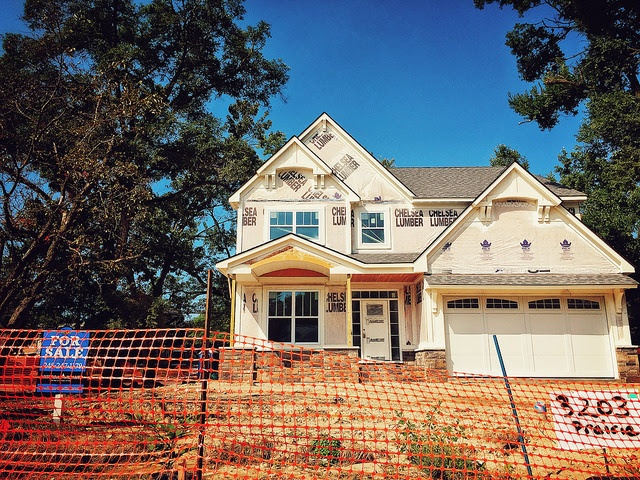 Sales of new single-family houses in April 2020 were at a seasonally adjusted annual rate of 623,000.