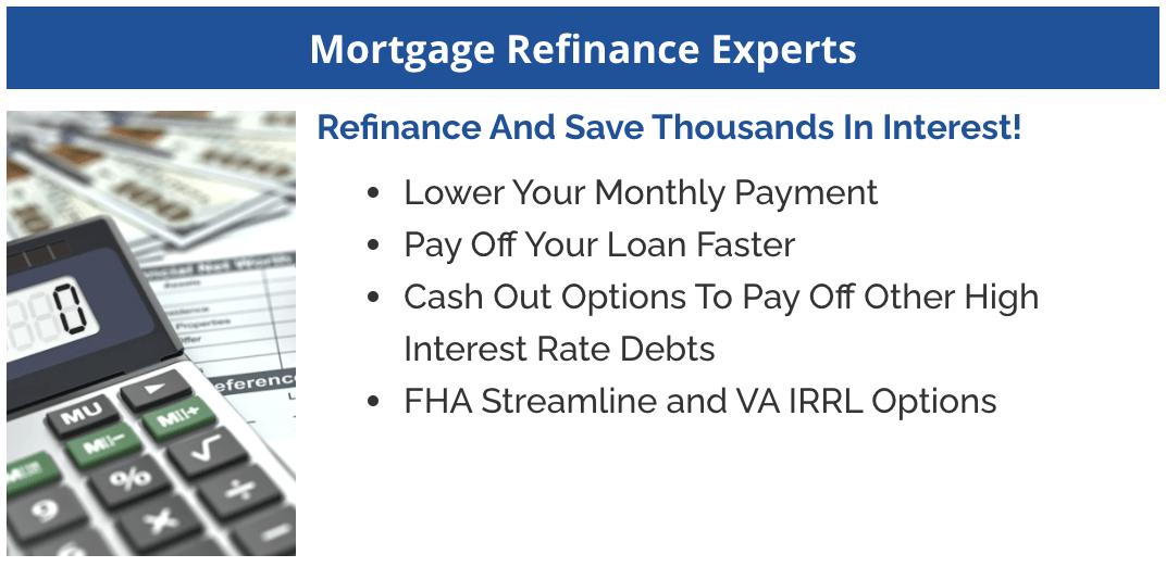 Mortgage Refinance in Texas
