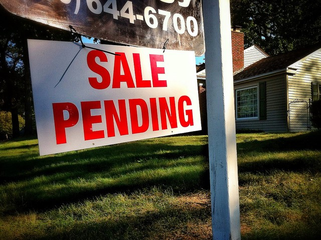 Home Contract Signings Bounce Back After Declines