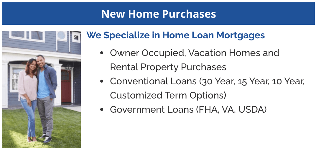 Springfield new home loans